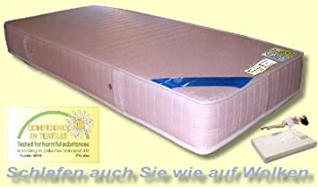 Water cell viscose dream matelas en mousse 90 x 200 cm