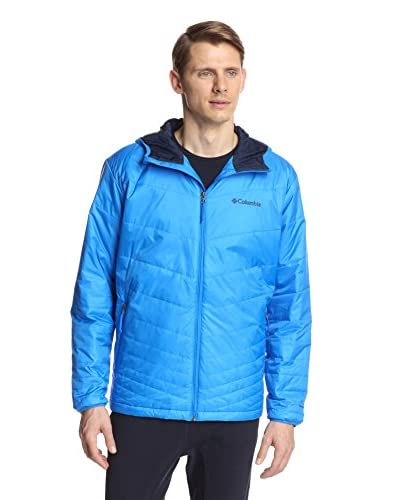 Columbia Men's Mighty Light Hooded Jacket