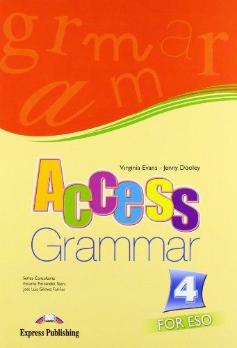Access. Workbook 4. ESO 4 (+ Gramática + CD)