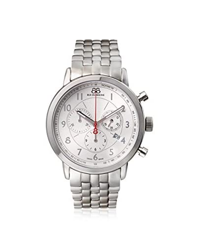 88 Rue du Rhone Men's 87WA120044 Analog Display Swiss Quartz Silver Watch
