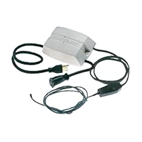 Easy Heat RS-2 Automatic Roof De-Icing Cable Control: Patio, Lawn & Garden
