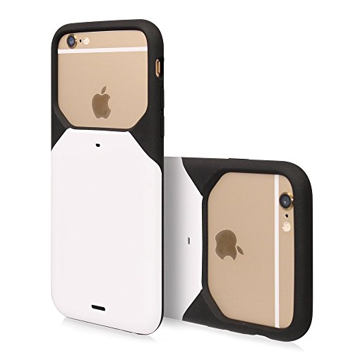 new product 2f6bb 5b83d Apple Certified Qi and Powermat Wireless Phone Case for iPhone 6