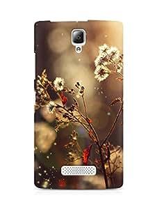 Amez designer printed 3d premium high quality back case cover for Lenovo A2010 (daisy )