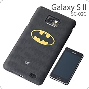 American Comic & Cartoon Character Case for Samsung AT&T Galaxy S II (Batman)
