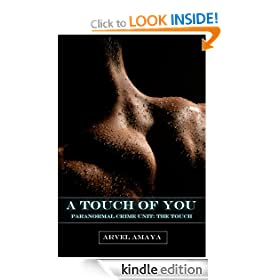 A Touch of You (Paranormal Crime Unit: The Touch #0)