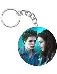 Twilight Love | ShopTwiz Printed Circle Key Ring