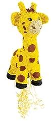Giraffe 218243 Pull-String Pinata