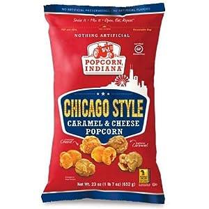 Amazon.com : Popcorn Indiana Chicago Style Caramel ...