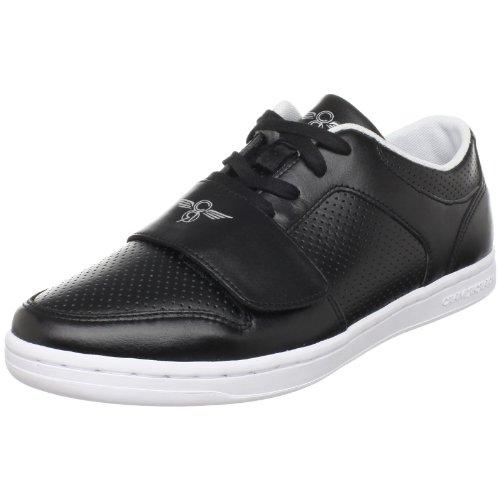 Creative Recreation Men's Cesario Lo Classic Sneaker,Black,8 M US