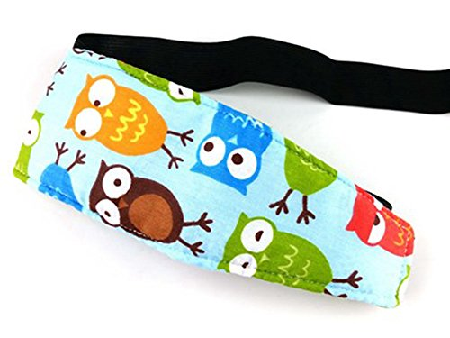 9Snail-Infants-And-Baby-Head-Support-Pram-Stroller-Safety-Seat-Fastening-Belt-Adjustable-Playpens-Sleep-Positioner-Car-Seat-Neck-Relief-and-Head-Support