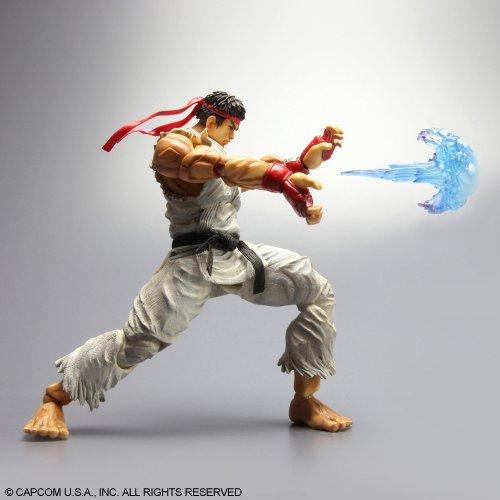 SUPER STREET FIGHTER IV PLAY ARTS改 RYU 【リュウ】