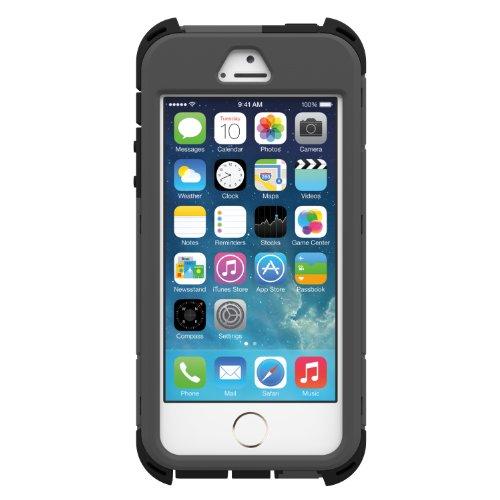 Trident Kraken Series Case for Apple iPhone 5/5S - Retail Packaging - Grey