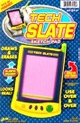 Ja-Ru Tech Slate Sketch Pad (Pack of 6)