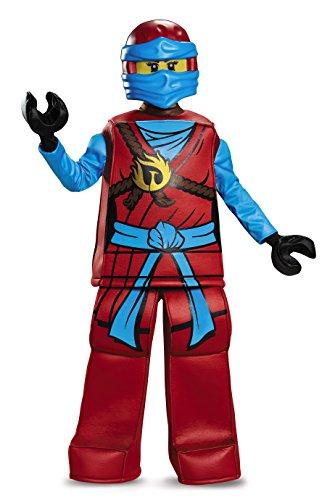 Nya Ninjago Lego Character Halloween Costume