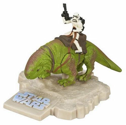 Titanium Series Star Wars 3 Inch Vehicles Dewback With Storm Trooper - Buy Titanium Series Star Wars 3 Inch Vehicles Dewback With Storm Trooper - Purchase Titanium Series Star Wars 3 Inch Vehicles Dewback With Storm Trooper (Hasbro, Toys & Games,Categories,Preschool,Pre-Kindergarten Toys)
