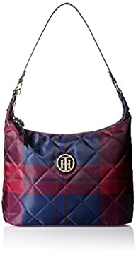 Tommy Hilfiger Quilted Hobo Bag