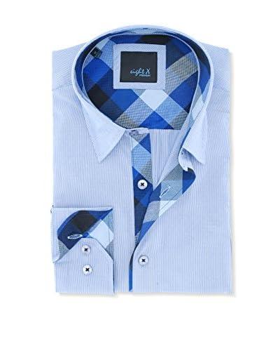 Eight X Men's Long Sleeve Button Up Shirt