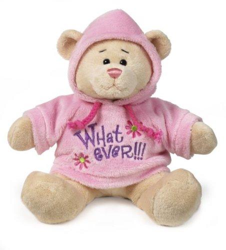 Ganz Hoodie Bear - Whatever! - 1