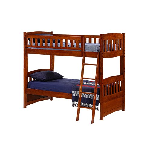 Bunk Beds With Couch 3726 front