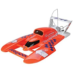 Miss Elam 1/12 Brushless Hydro