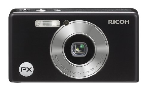RICOH 防水デジタルカメラ PX ブラック PXBK