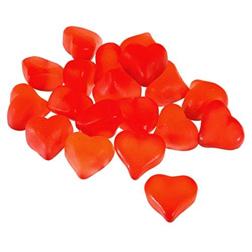 Deine Naschbox - Zuckerfreie-Herzen - 150g