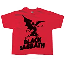 Black Sabbath - Lil Master Toddler T-Shirt