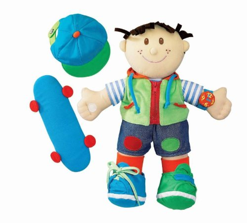 Learn To Dress Doll -- Boy