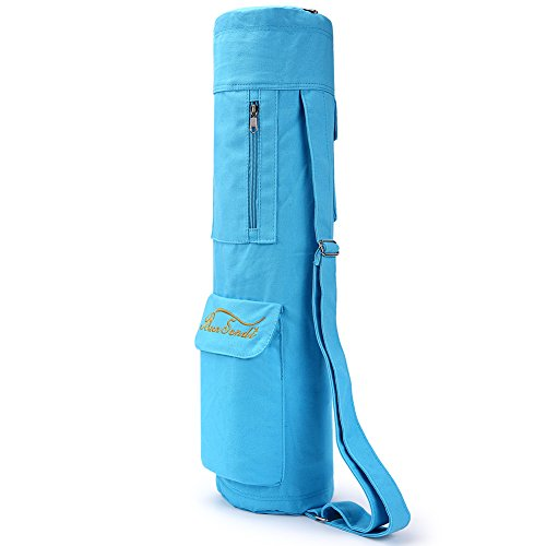 Yoga Mat Bag With Expandable Pocket,Best Bags For Yogo
