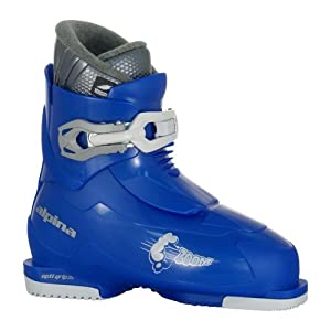 Buy Alpina Sports Kid's Zoom Action Alpine Downhill Ski Boots by Alpina