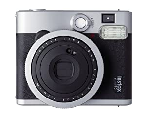 FujiFilm Instax Mini 90 Neo Classic Fim Camera with 20 Film