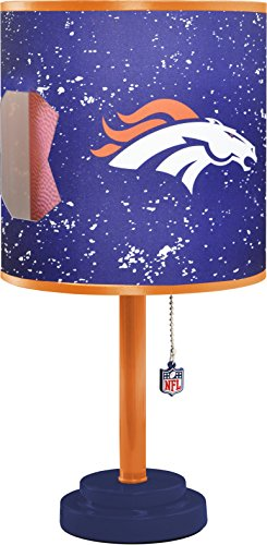 Denver Broncos Desk Lamps Price Compare