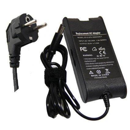 19.5V 3.34A 65w Adapter Netzteil für DELL LATITUDE Series: D400, D410, D420, D430,D500, D505, D510, D520, D530 Ladegerät + Stromkabel