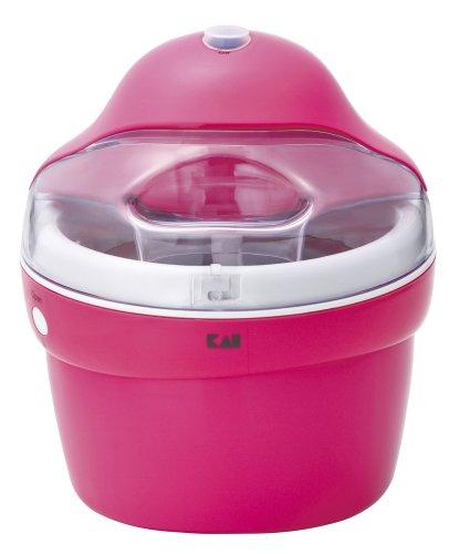 貝印 アイスクリームメーカー ピンク DL-5928