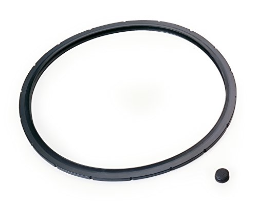 Presto 09936 Pressure Cooker Sealing Ring/Overpressure Plug Pack (Pressure Cooker 4qt Stainless compare prices)