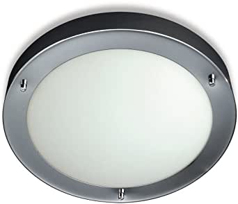 Philips Aquafit Metal Ceiling Light 32010/11