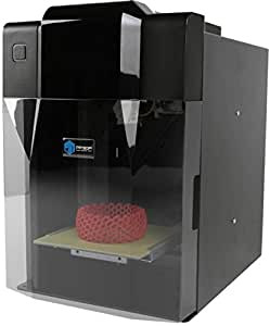 "UP! Mini Fully Assembled 3D Printer, 4.75"" x 4.75"" x 4.75"" Maximum Build Dimensions, 0.20-mm Maximum Resolution, 1.75-mm ABS, PLA"