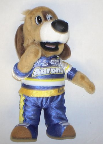 Aarons Lucky the Dog Promotional Plush Doll - 1