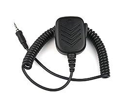 IFeng® Handheld Speaker Mic for Walkie Talkie Interphone YAESU VERTEX VX-6R VX-7R VX-6E VX-170 VX-700 VX-710 VX-127