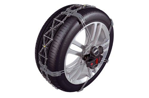 Thule K-Summit Low Profile Light Truck / Suv Snow Chain, Size K66 (Sold In Pairs)