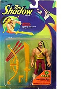 Amazon.com: The Shadow Mongol Warrior Action Figure: Toys & Games
