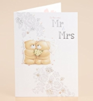 Forever Friends™ Wedding Card