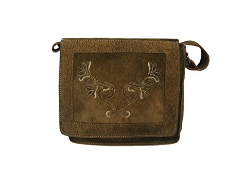 Trendige-Dirndltasche-Trachtentasche-aus-Leder-braun-mit-Stickerei-von-SpiethWensky