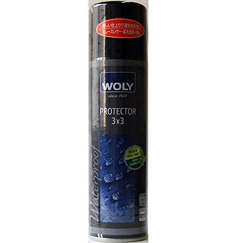 (ウォーリー)WOLY  プロテクター 3×3 (防水スプレー) 250ml