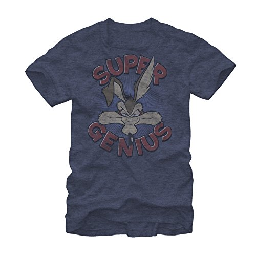 looney-tunes-wile-e-coyote-super-genius-mens-graphic-t-shirt
