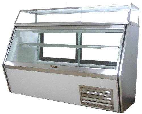 Cooltech Refrigeration 36-inch 1 Shelf Refrigerated Deli Display Case 36