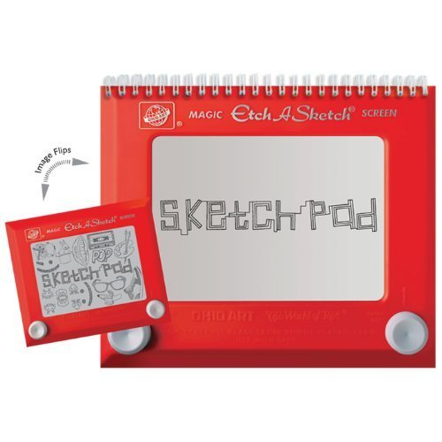 iscream-etch-a-sketch-96-page-drawing-sketching-and-coloring-book-by-the-mines-press-inc