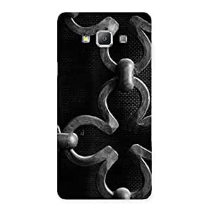 Enticing Window Vintage Back Case Cover for Galaxy A7