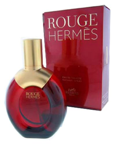 Hermes Rouge Eau de Toilette Spray 100ml