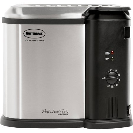 Butterball Analog 8L Electric Turkey Fryer | Analog Control 8L Electric Turkey Fryer (Deep Fat Turkey Fryer compare prices)